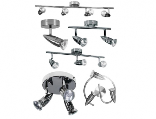 LED lights & fittings